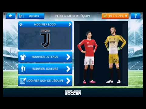 Commen crée logo juventus 🔥sur dream league soccer 2019 😲😲😲