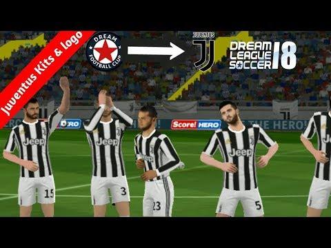 Juventus KITS and LOGO