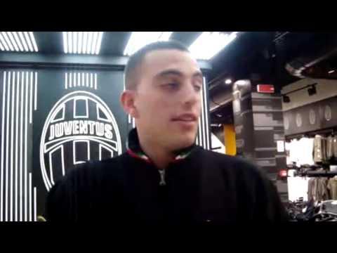 JUVENTUS vs MILAN – 21 Aprile 2013 – UN GIRO ALLO JUVE STORE CON ROBYZEBRONE