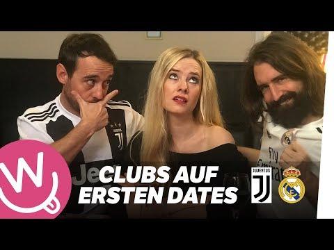 Juventus Turin & Real Madrid gehen auf ERSTE DATES