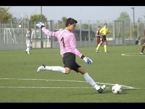 Emilio Audero Mulyadi   Best Saves   Italy/Indonesia + Juventus