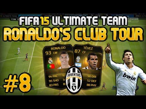 FIFA 15 – Ronaldo's Club Tour #8 – Juventus Turin