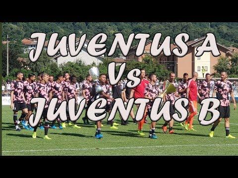Juventus A vs Juventus B 3 – 1 : Amichevole di Villar Perosa