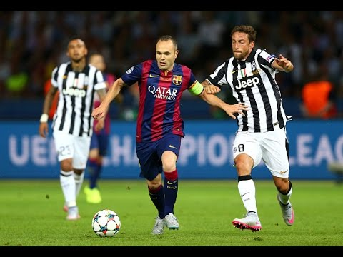 Andrés Iniesta vs Juventus • Champions League Final 2015 • 6/6/15 [HD]