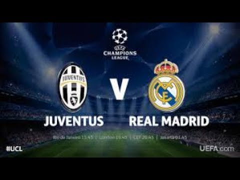 Champions League -Juventus Real Madrid 3-1: a history match.