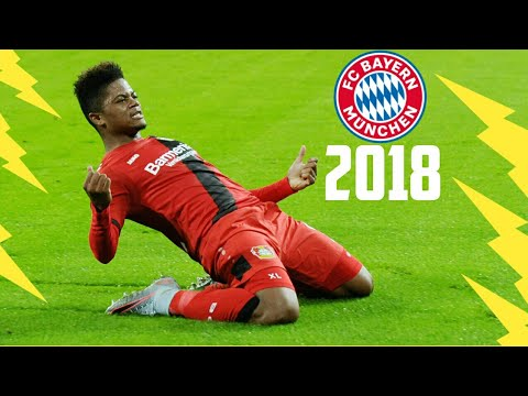 Leon Bailey ● Ultimate Skill Show●Welcome To Bayern Munich 2018 ?