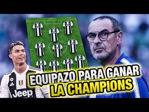 Así Ganará la Juventus de Cristiano Ronaldo la Champions la Próxima Temporada