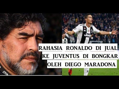 Rahasia Ronaldo Kenapa DiJual Ke Juventus ???