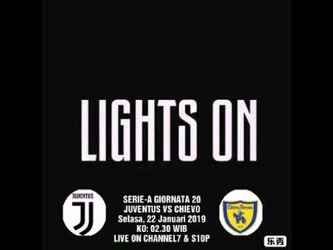 JUVENTUS VS CHIEVO LIVE CHANNEL7 & S10P