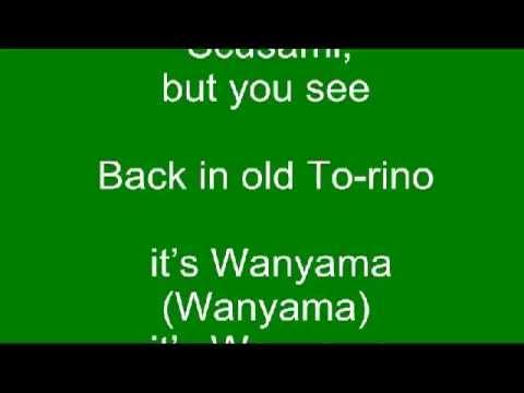 It's Wanyama (Juventus v Celtic)