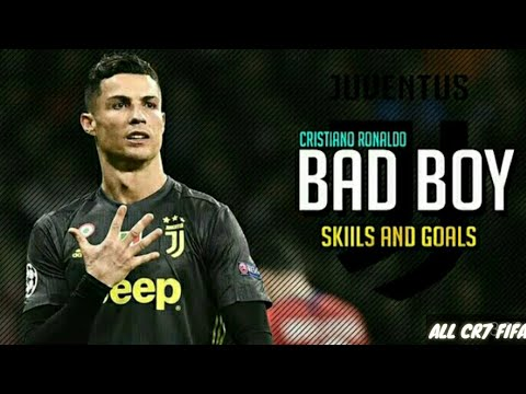 Cristiano Ronaldo Crazy skills and goals in juventus on Bad Boy Song||ByALL CR7 FIFA||HD|#ALLCR7FIFA