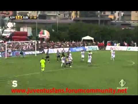 Juventus A vs Juventus B 5-1 Sintesi Amichevole Villar Perosa