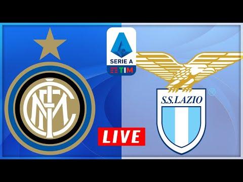 🔴 INTER – LAZIO | Telecronaca live in diretta streaming | Serie A