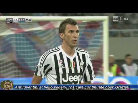 Juve Lazio 2 0 Rai