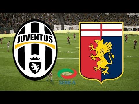 Serie A 2017/18 – Juventus Vs Genoa – 21/01/18 – FIFA 18
