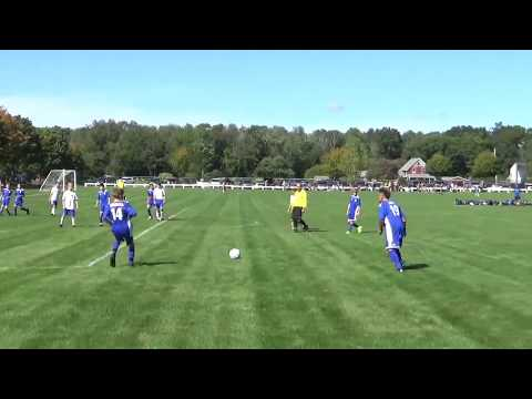JJ Facey – Juventus 2006 Boys 2019 – Highlights