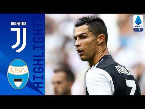 Juventus 2-0 SPAL   Ronaldo Header & Pjanić Strike Win the Game for Juve   Serie A