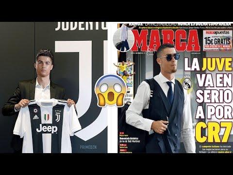 Cristiano Ronaldo To Juventus ? TRANSFER NEWS