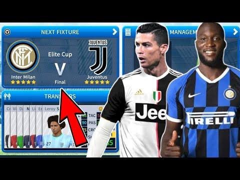 Inter Milan Vs Juventus | Final 🏆 Dream League Soccer 2019 HD Penalty Shootout