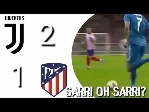 Juventus vs Athletico Madrid 2-1 All Goals ( 11/8/2019) HD
