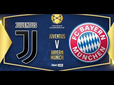 ●  Juventus vs Bayern Munich 2-0 ●  All Goals Highlights ● 26/07/2018