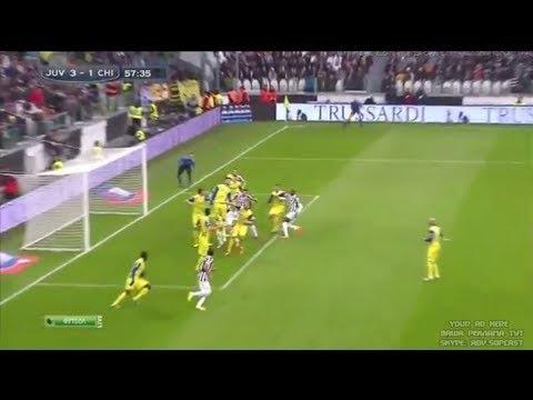 Juventus vs Chievo 2015