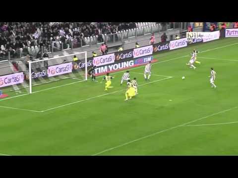 Juventus vs Chievo 1-1 All goals