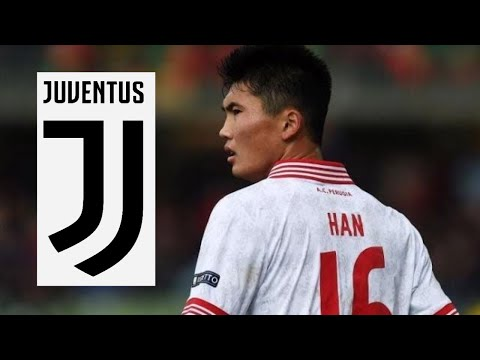 HAN KWANG-SONG 한광성 ▪ Welcome to Juventus ▪ Skills & Goals HD