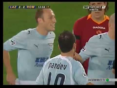 2006-12-10 Lazio vs Roma 3-0 (FULL MATCH) Serie A