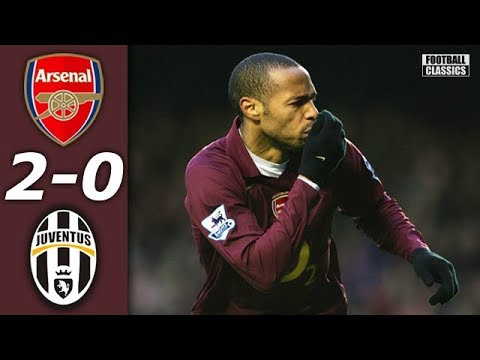 Arsenal vs Juventus 2-0 – UCL 2005/2006 – Full Highlights ᴴᴰ
