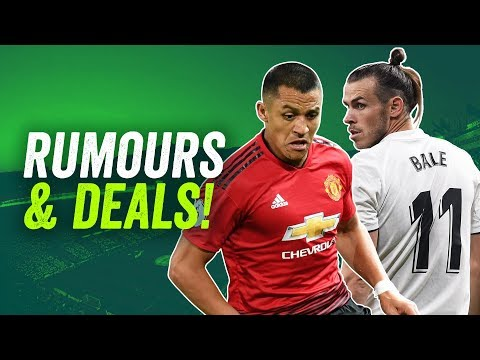 Gareth Bale to Man United, Marcelo to Juventus + Hazard to Dortmund! ► Q+A Transfer Special
