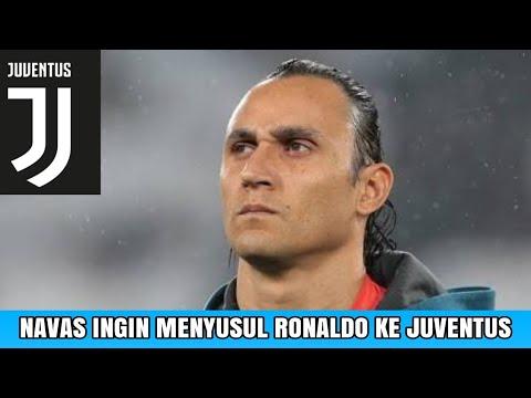 Bukan Hanya Marcelo, Keylor Navas Juga Ingin Susul Ronaldo ke Juventus
