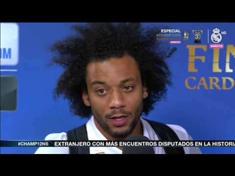 Marcelo | Juventus 1-4 Real Madrid Final Champions 2017