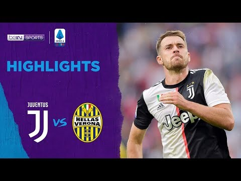 Juventus 2-1 Verona | Serie A 19/20 Match Highlights