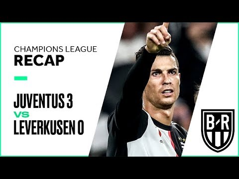 Juventus 3-0 Bayer Leverkusen: Champions League Group D Recap with Goals and Best Moments