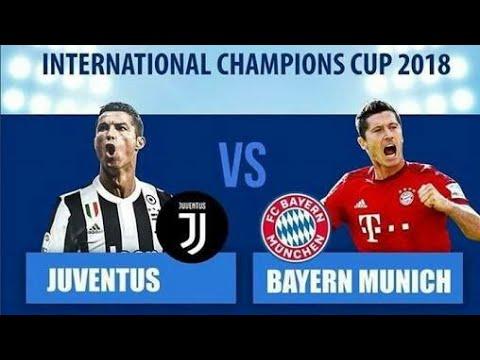 Juventus vs Bayern Munich 2-0 ( Ronaldo Debut ) ICC 2018 Gameplay | Goals and Highlights