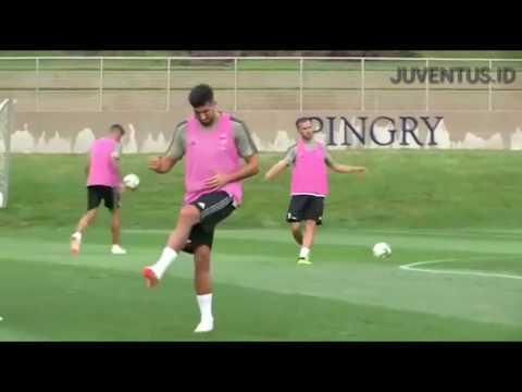Persiapan Juventus ICC Cup 2018 Vs Bayern Munich • Juventus vs Bayern Munich • ICC Cup 2018 HD