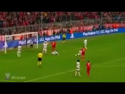 Juventus vs Bayern ICC 2018