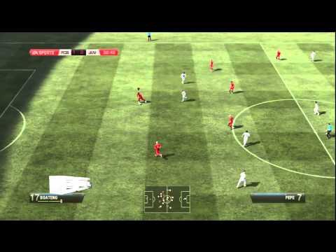 Fifa 12 Online match Bayern Munich vs Juventus Rage Quit FTW
