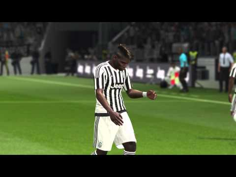 PES 2016 (Pro Evolution Soccer) – Juventus vs F.C Bayern Munchen (Full Exhibition Match Gameplay)