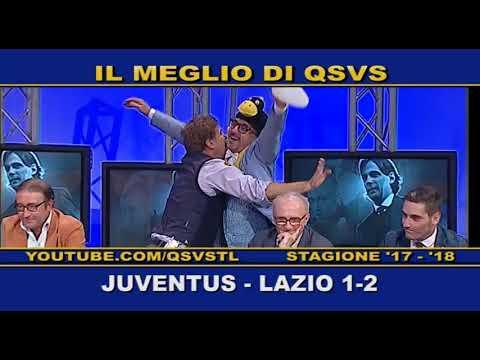 QSVS – I GOL DI JUVENTUS – LAZIO 1-2 TELELOMBARDIA / TOP CALCIO 24