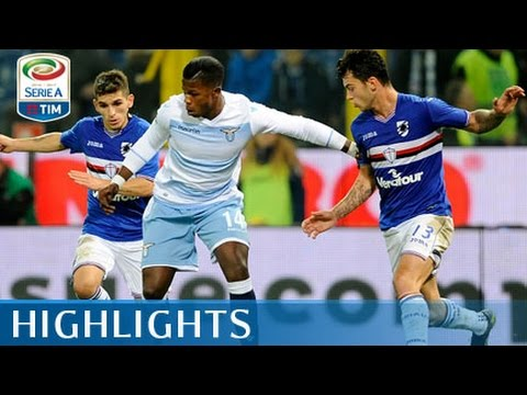 Sampdoria – Lazio 1-2 – Highlights – Giornata 16 – Serie A TIM 2016/17