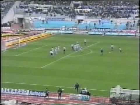 Lazio 1-3 Juventus – Campionato 1998/99