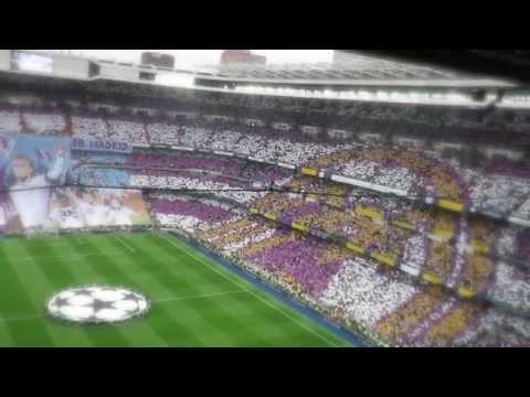 Real Madrid vs Juventus 1-1 13/05/2015 Settore Ospiti  Madrid