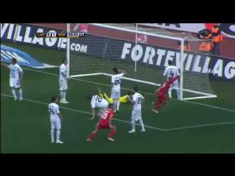28a Giornata LAZIO – BARI 0 – 2 Highlights Sky sport