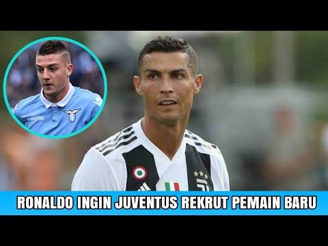 Bukan Lagi Marcelo, Ini Pemain yang Diinginkan Cristiano Ronaldo Datang ke Juventus