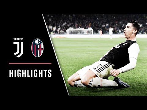 HIGHLIGHTS: Juventus vs Bologna – 2-1 – Ronaldo's 701st Goal!