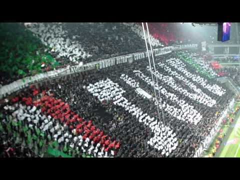 Ultras Juventus vs Inter