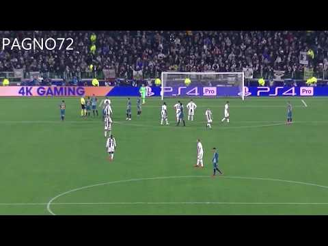 JUVENTUS Vs  Atletico Madrid    2° Tempo
