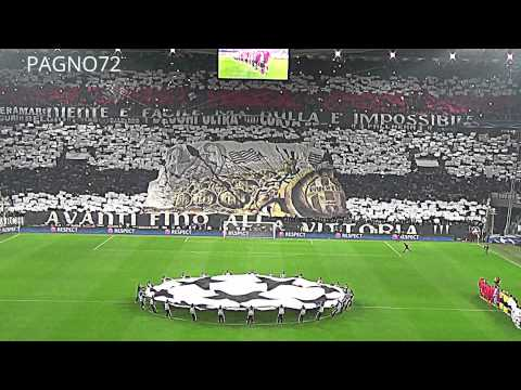JUVENTUS Vs Bayern Munich Choreo&Music CL